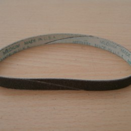 Абразивна лента medium (100) за кътер Bullmer 8х225мм