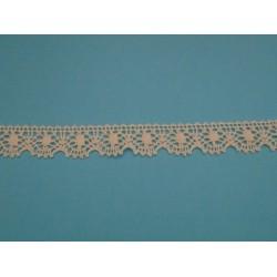 Дантела ширина 27мм 100% памук