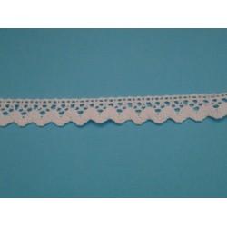 Дантела ширина 22мм 100% памук