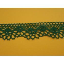 Дантела ширина 25мм 100% памук