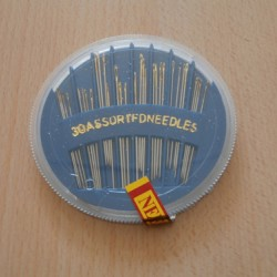 Needles-assorted