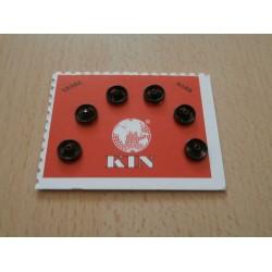 Копчета Kin 0 (6.5/6мм) bl