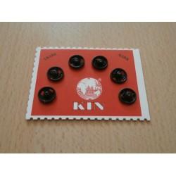 Копчета Kin 1/2 (7.5/7мм) bl