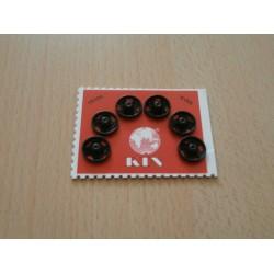Копчета Kin 2 (10/9мм) bl