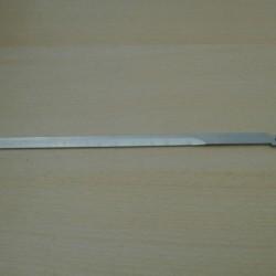 Cutter knife for Bullmer 223х2,5х10/8mm (104450)