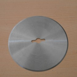 Circular knife for Hoogs 110x10x1,5 mm/WS hole 25x10x4/round