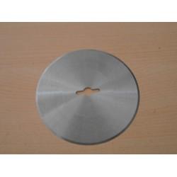НОЖ дисков за Hoogs 110x10x1,5мм (отв.25х10х4) WS