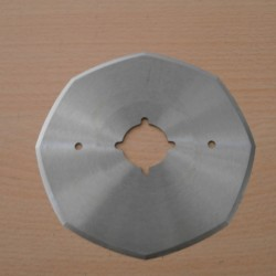 Circular knife for KM RS100(8) WS,diam.100