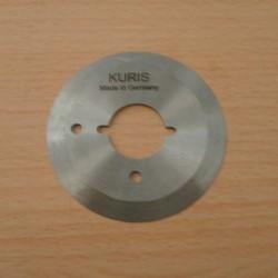 Circular knife for Kuris Novita ф50 (WS)  (15780)